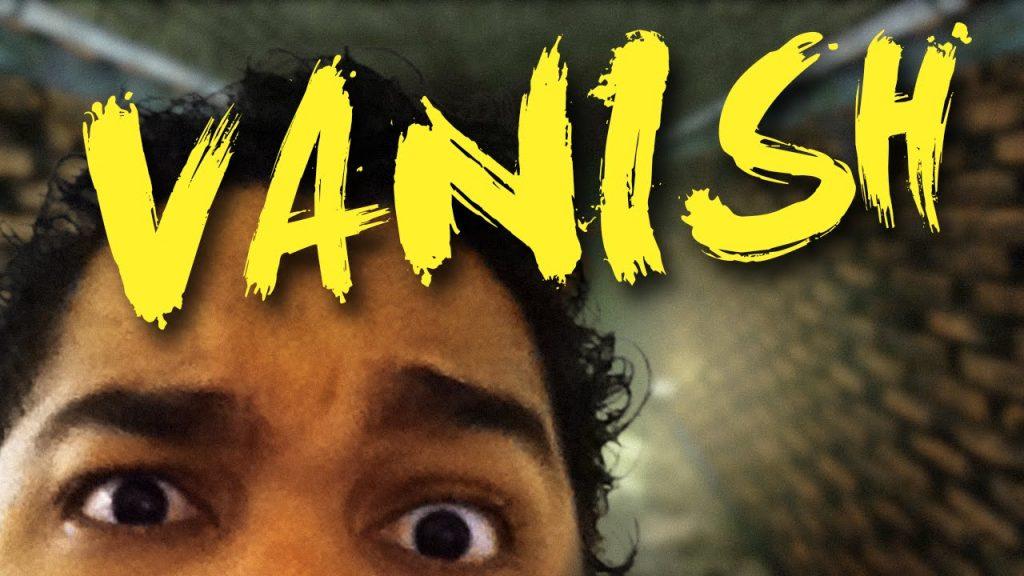Vanish | Aujourd'hui je finis VANISH...